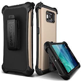 detailed look 0a69f 80d6b Galaxy S6 Edge Case Verus Thor Active Shine Gold - Belt Clip Heavy