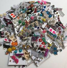 """New Arrival """"Wholesale Jewelry Lot STUD Earrings 45 Pairs"""" FREE SHIPPING!"""