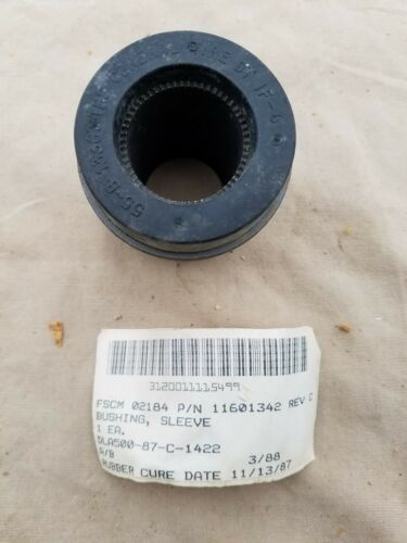M561 Gama Goat Front and Rear Upper Suspension Arm Bushing Rubber N.O.S G792