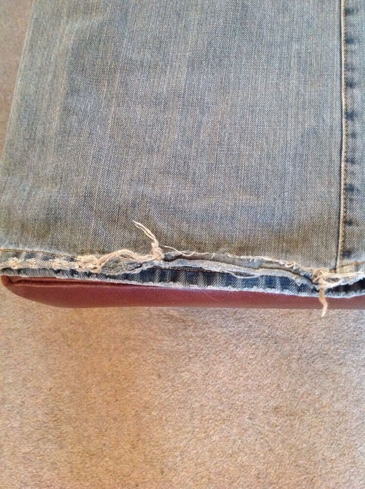 Mulberry Da Uomo Jeans Taglia Taglia Taglia 40 ma 38L su etichetta dd4b83