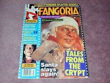 FANGORIA # 84, Tales From The Crypt, Ghostbusters II, FREE SHIPPING in USA