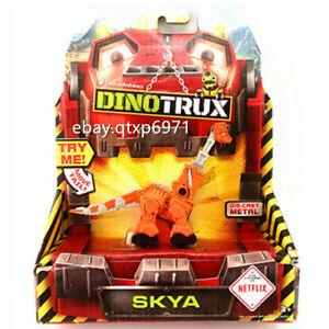 Mattel Dinotrux Skya Diecast Dreamworks Toy Dinosaur Truck Original Boxed New