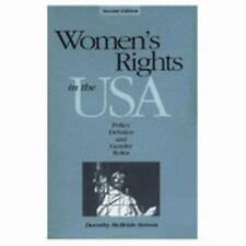 Women's Rights in the U.S.A. : Policy Debates and Gender Roles (Second Edition)