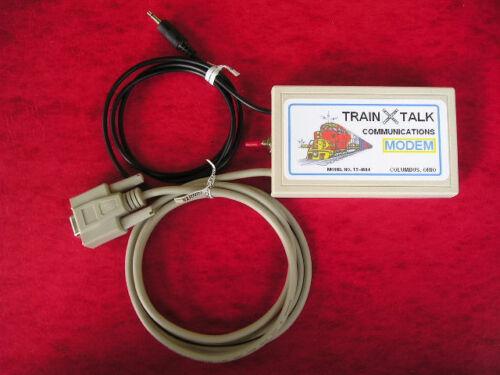 FOT MODEM FOR YOUR SCANNER OR UHF RECEIVER TRAINTALK MODEL TT-4884 EOT