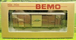 1-2250 171 Bemo Rhb H0m 12 mm.   Utilisé comme photo