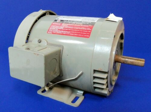 56C FR 1745 RPM US MOTORS F004 P63CPA-2868 UNIMOUNT 125 MOTOR 1//3 HP *PZF*
