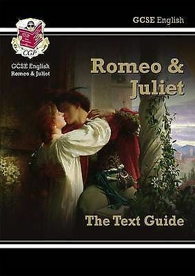 1 of 1 - GCSE English Shakespeare Text Guide - Romeo & Juliet by CGP Books