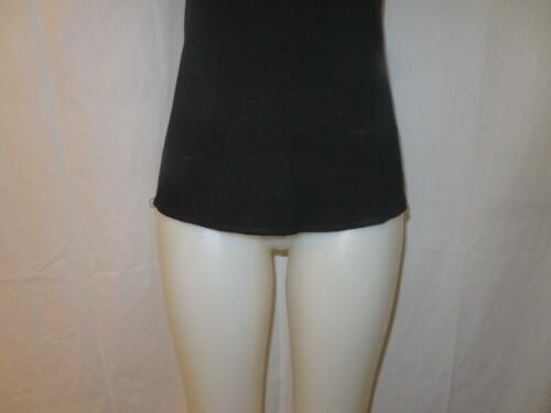 Womens Bailey W Size S Top Black leather 44 Shoulder Sleeveless TUqrST