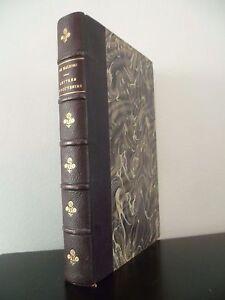 Lettere & Ricordi F.E Di Malbosc Libreria L. Valat Montpellier / 1900 Tbe /