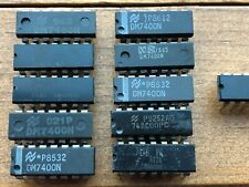 74LS42N   Quad two-input NAND Gates   Four DIPS for $3.33