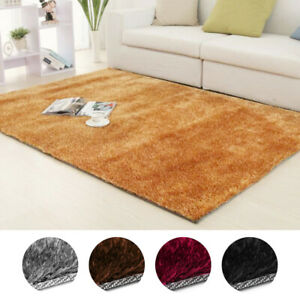 Silky-Shaggy-Rug-Plush-Fluffy-Shag-Thick-Soft-Area-Rugs-Floor-Mat-Home-Carpet