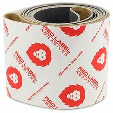 2 X 42 Inch Silicon Carbide Extra Fine Grit Sanding Belts 600 1000 Grits 800
