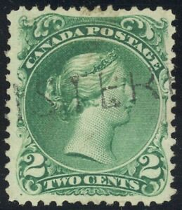 24-2c-1868-Green-Fault-Free-Used
