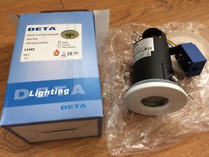 Deta-L1542-White-Downlight-Shower-Fire-Rated-240V-IP65