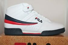 991c3907bed5 item 1 Mens Fila F13 F-13 Classic Mid High Top Basketball Shoes Sneakers  White Black -Mens Fila F13 F-13 Classic Mid High Top Basketball Shoes  Sneakers ...