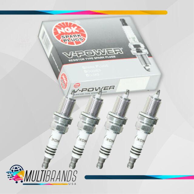 NGK 4435 ZFR5E-11 V-Power Spark Plug Pack of 1 NGK4435