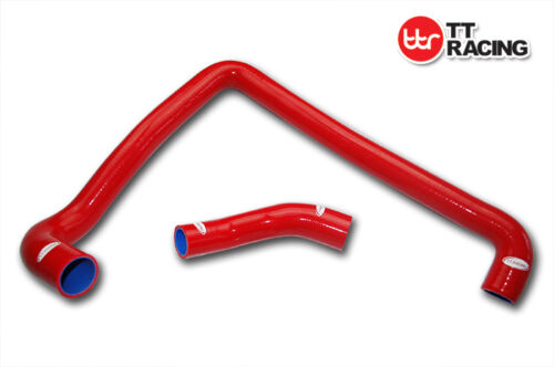 Silicone Radiator Hose Kit Pipe For Nissan Nissan Z32 300ZX Fairlady Red