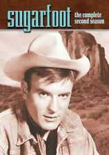 Sugarfoot: The Complete Second Season (DVD, 2013)