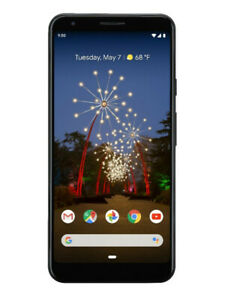 Google-Pixel-3a-XL-Grade-A-Unlocked-Just-Black-64-GB-6-in-Screen