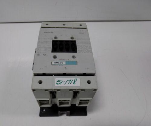 SIEMENS CONTACTOR 220-240VAC 3RT1054-1AP36