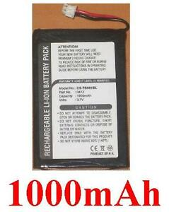 Bateria-1000mAh-tipo-1UPF383450-TBF-K33A-0412-Para-Toshiba-Gigabeat-MES60VK