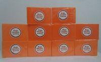 Lot Of 10 Kojic Original Papaya Whitening Acid Soap