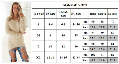 Women Oversized Sweater Knitted Baggy Mini Dress Long Pullover Jumper Dress Tops
