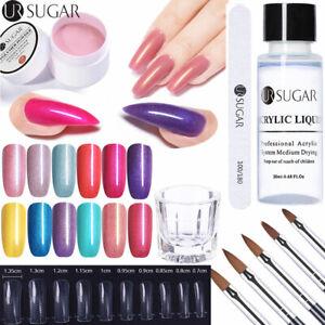 UR-SUGAR-Acrylic-Powder-Liquid-System-Nail-Tips-Extension-Nail-Art