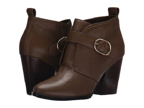Brand New Cole Haan Women's Lily bootie Leather Boots Sz 8.5 B