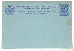 Uu490 Curacao Blanc Inutilisé Carte Postale {samwells Couvre -}-rs} Fr-fr Afficher Le Titre D'origine MatéRiaux De Choix