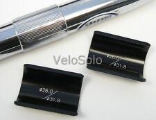 HANDLEBAR SHIM 22.2 25.4 26.0 31.8 reducer - convert small bar to fit large stem