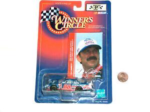 1998 Hasbro WC NASCAR Dale Jarrett 1/64 Ford Taurus Credit Car, Trading Card NOS