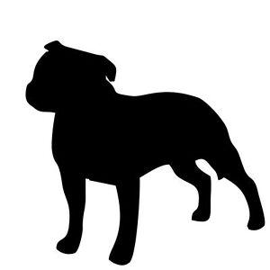 Dog Breed Car Decals