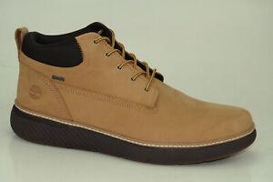 Timberland-Cross-Mark-Chukka-Gore-Tex-Boots-Herren-Schnuerschuhe-Schuhe-A1TQA