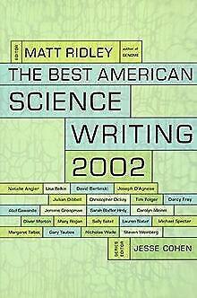 The Best American Science Writing 2002 von Ridley, Matt,... | Buch | Zustand gut