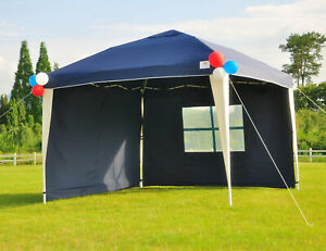 10x10-Heavy-Duty-Canopy-EZ-Pop-Up-Canopy-Instant-Party-Tent-Outdoor-W-Carry-Bag