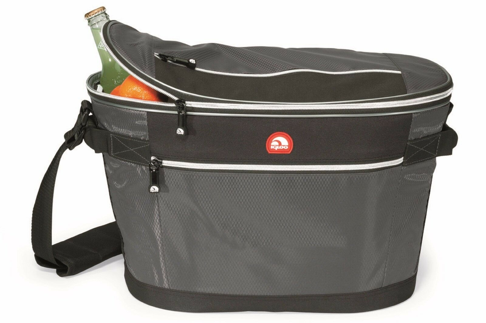 Igloo Party to Go  20 Can Enhanced Insulation Leak Resistant Cooler Bag - New  high quality & fast shipping