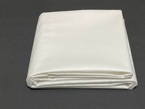 "Fabric interface LIGHTWEIGHT 3 yards X 60""  iron-on white fusible Stabilizer"