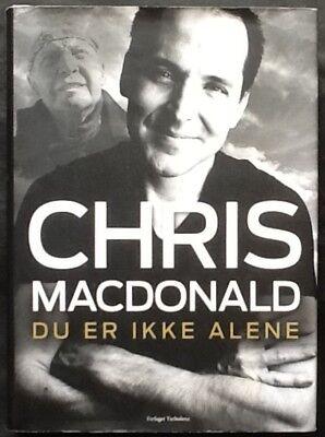 Populære Find Du Er Ikke Alene Chris Macdonald på DBA - køb og salg af nyt BK-01