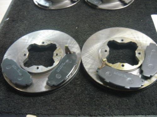 """Rover 620 618 623 disques de frein avant /& plaquettes nouveau 14 /"""""""