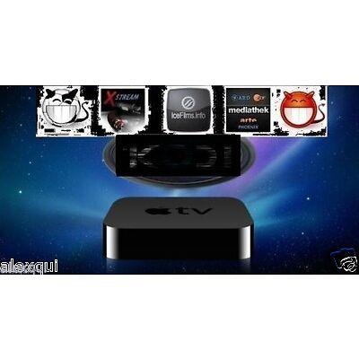 Jailbreak Apple TV 4 / 4K Umbau Service TV + Mediathek + 17.6 + XStream + Sport