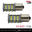 1156-BA15S-RV-Trailer-Interior-LED-Bulbs-Backup-Tail-Lights-54-SMD-White thumbnail 1