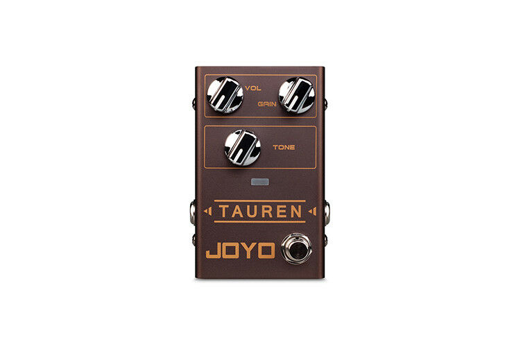 JOYO R-01 Tauren Overdrive guitar effect pedal With wide range of High-Gain