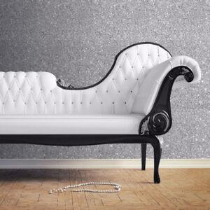 Silver-Sparkle-Glitter-Wallpaper-Shiny-Shimmer-Effect-Luxury-Heavyweight-Vinyl