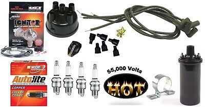 650 Electronic Ignition Kit /& Hot Coil Ford 600 601 640 651 Tractor 641