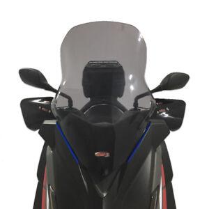 Yamaha-XMAX-Windscreen-Windshield-65cm-2014-2017-Smoked-Clear