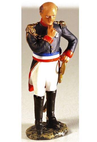 Soldat de plomb Hachette N°143 - Maréchaux du 1er Empire  - Gén. Bacler d'Albe