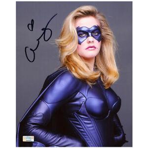 Alicia Silverstone Autographed 1997 Batman & Robin 8x10 Batgirl Studio Photo