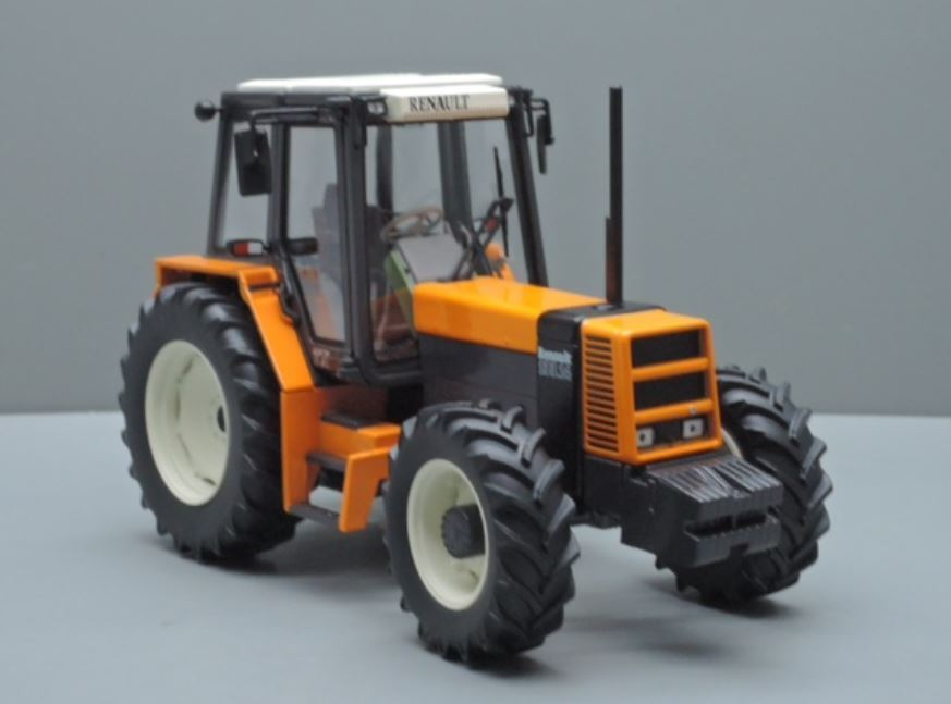 Renault 133 14 TX Tractor 1 32 Model REPLICAGRI