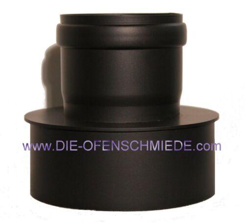 Enlargement Ø 100-130mm Pellet Furnace Pipe Smoke Pipe Pellet Stove Pipe